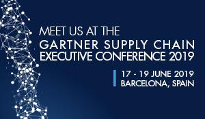 TESISQUARE Gartner Supply Chain Executive Conference 2019