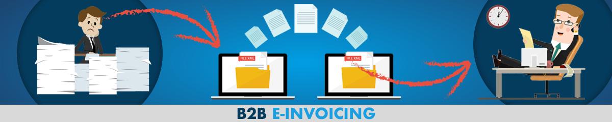 B2B E-INVOICING