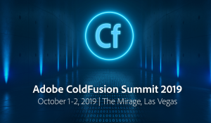 Adobe ColdFusion Summit 2019